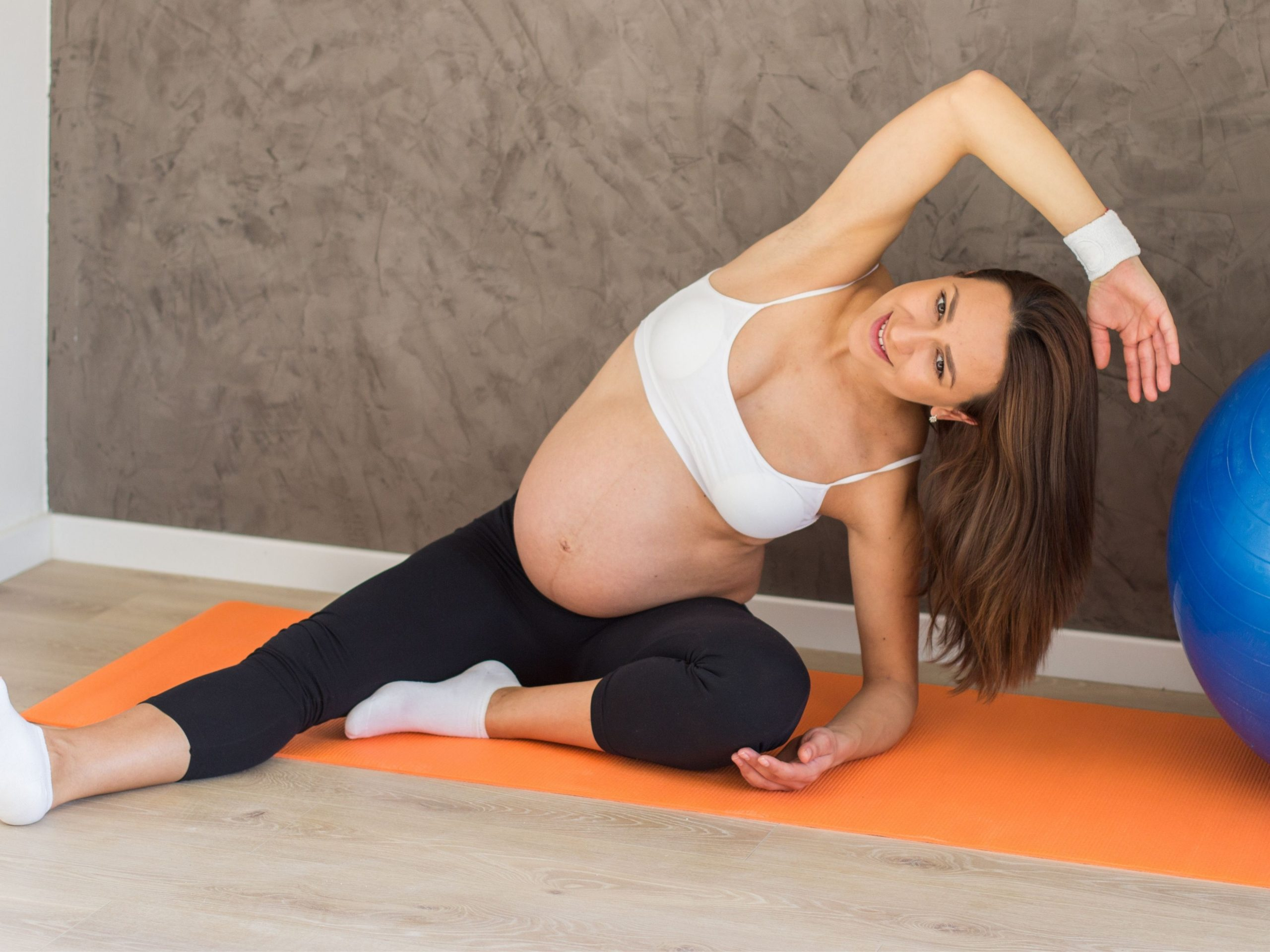 Pilates during pregnancy – How it can help you