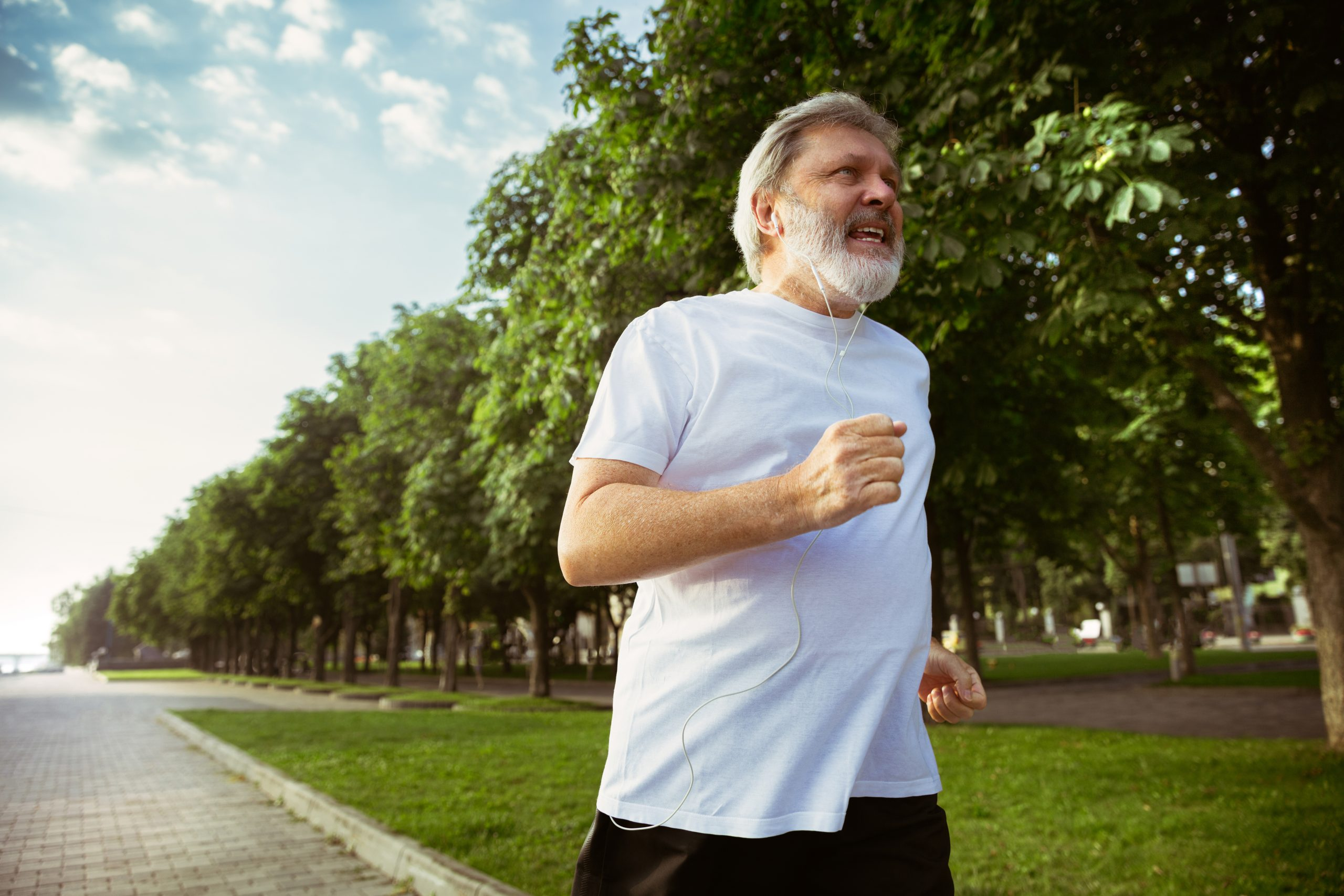 Living well – Looking after yourself as you get older