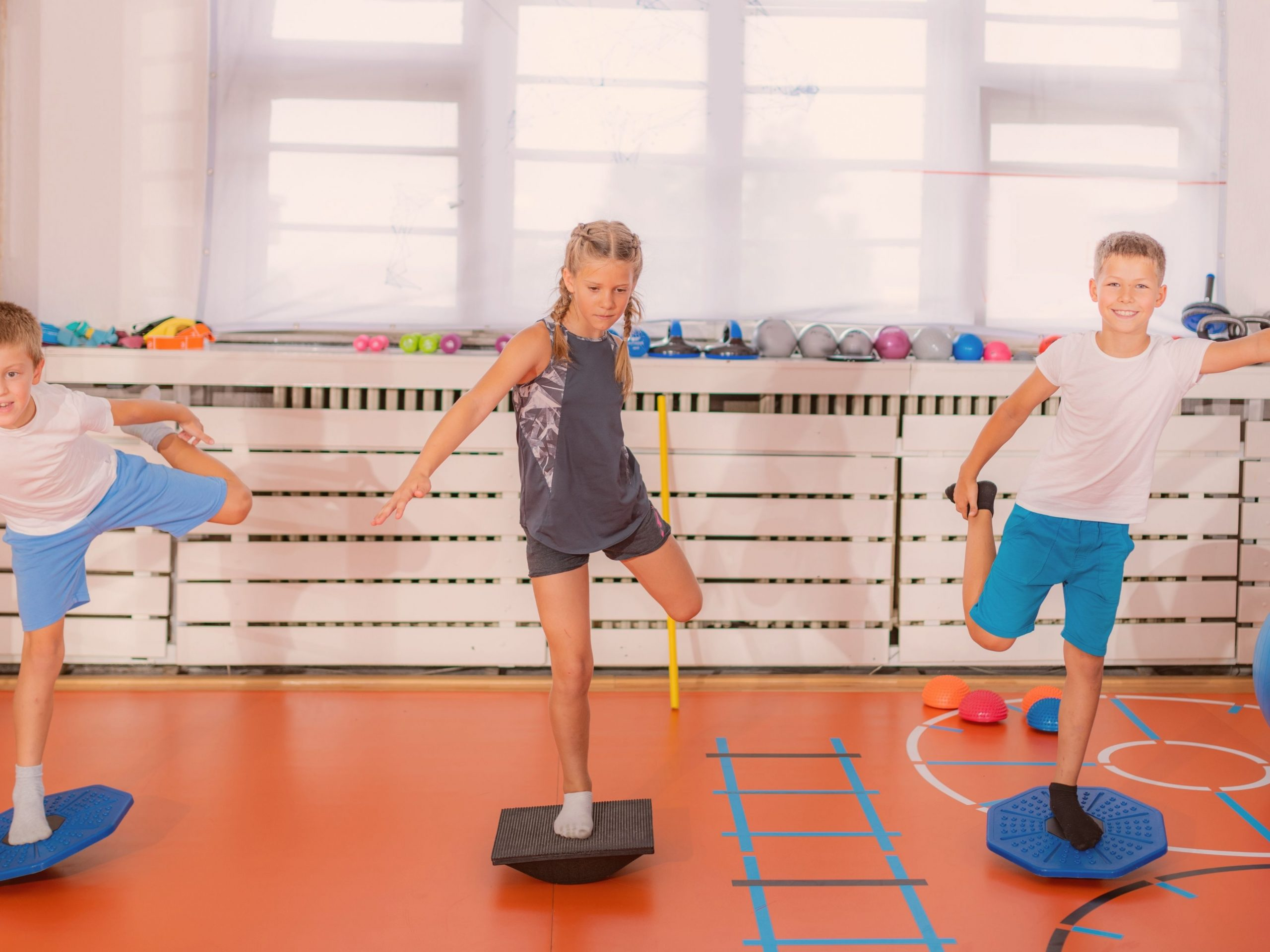 Improving Coordination – A part of fitness that is overlooked