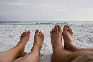 Proper foot care