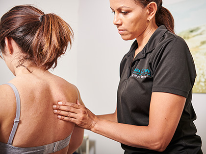 physiotherapy for shoulder pain