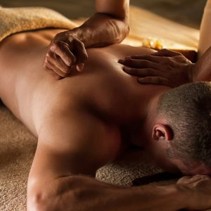 Massage Angel Islington in perea clinic for tension release