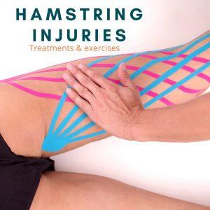 Hamstring injury treatment islington