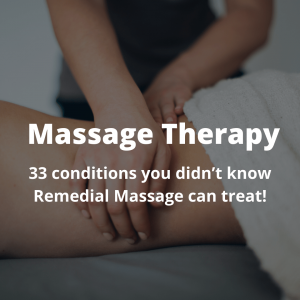 Massage therapy In Islington