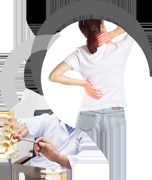 back pain injuries islington