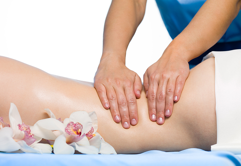 lymphatic drainage post surgery massage islington