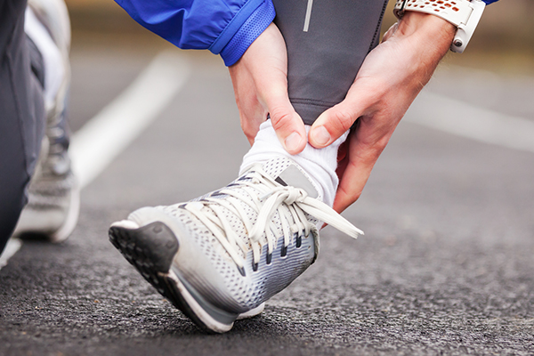 ankle and foot pain treatment islington