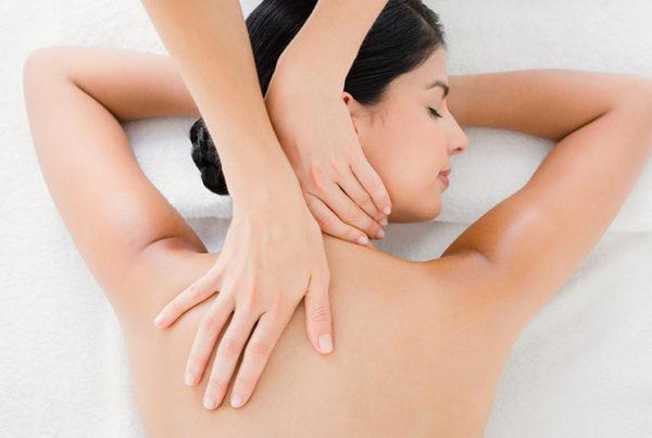 relaxing massage isglinton