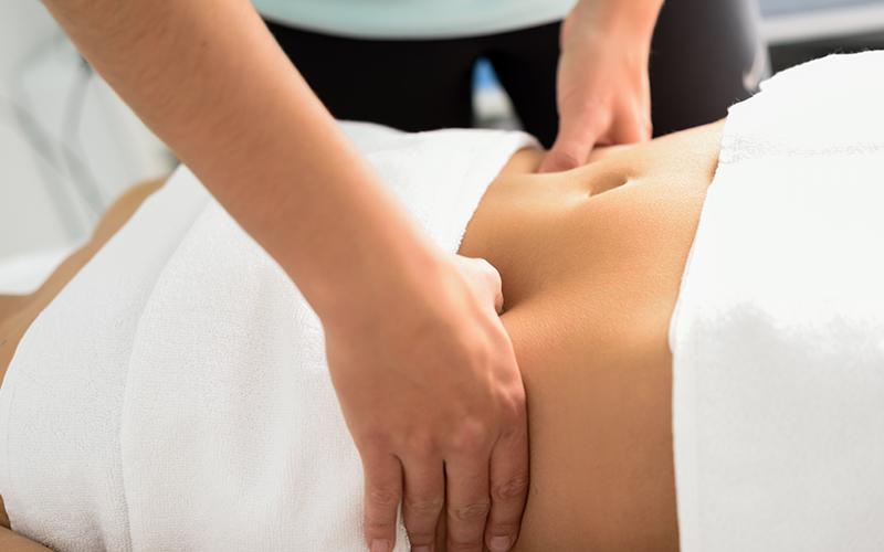 lymphatic drainage post surgery massage islington
