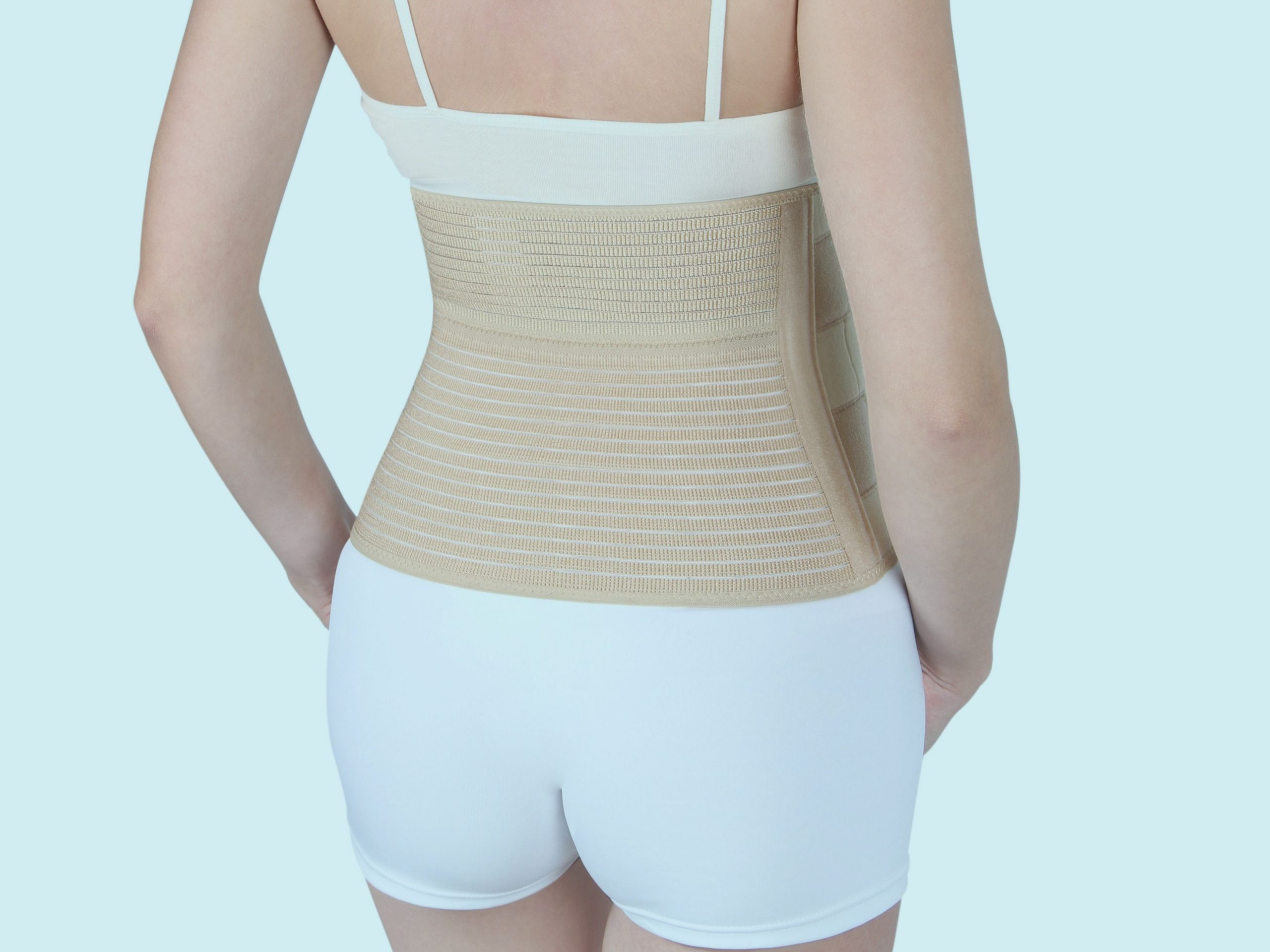 Importance of wearing a compression garment after surgery