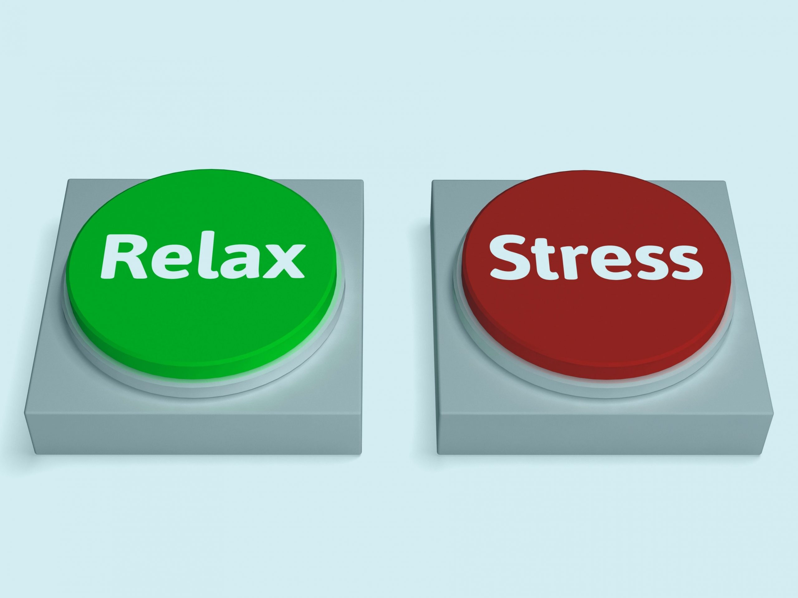 How can we help stress and anxiety?